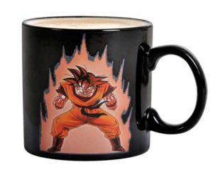 Dragon Ball Son Goku Tasse