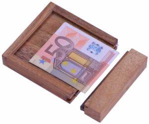 Geldschein Tresor