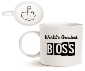 Kaffebecher weltbester boss