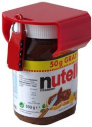 Nutella Schloß