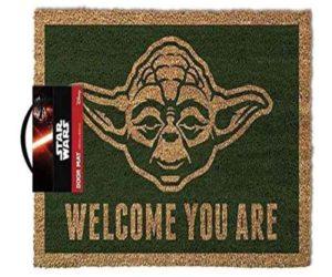 Yoda Fußmatte