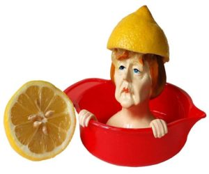 Zitronenpresse Angi