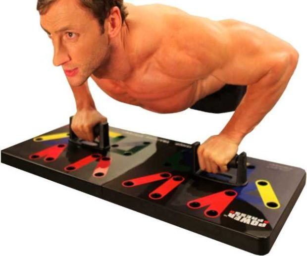 push up trainingssystem