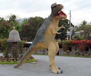 Lebensgroßer T-Rex