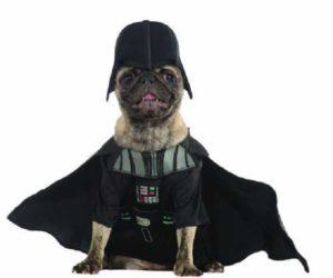 Darth Vader Hundekostüm