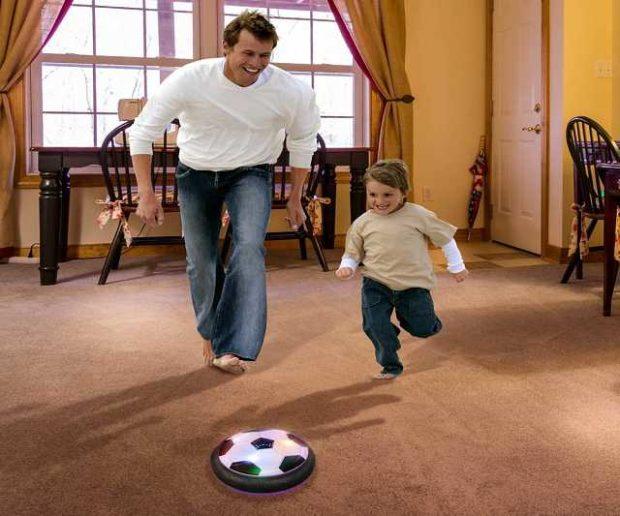Indoor Fußball