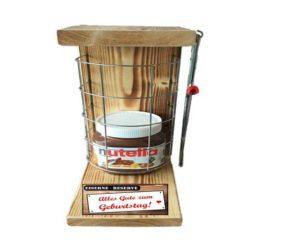 Nutella Eiserne Reserve