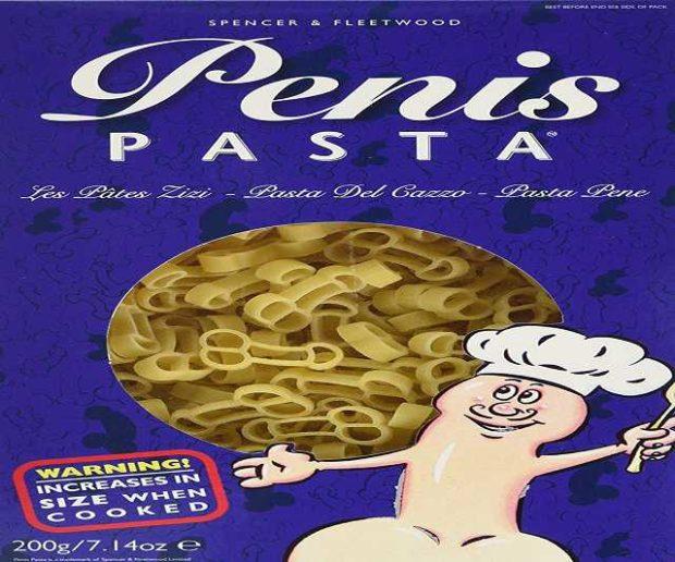Penis Nudeln Pasta