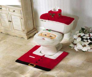 Santa WC Sitz Bezug