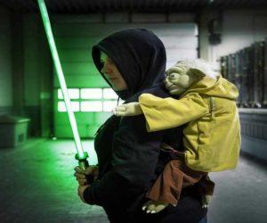 Star Wars Yoda Rucksack