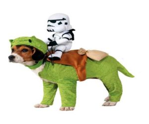 Stormtrooper Hundekostüm