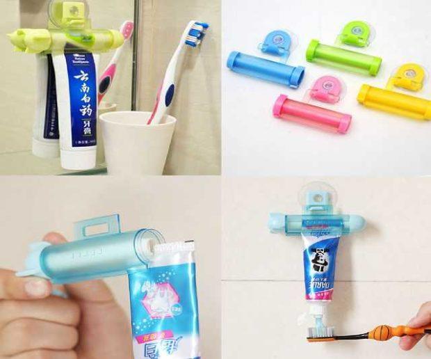 Zahnpastenspender