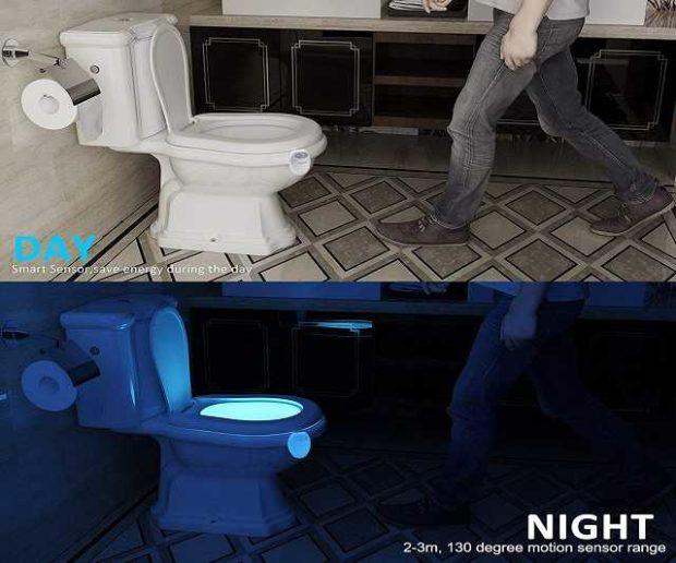 LED Toilettenlicht