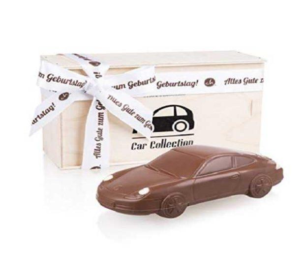 Porsche 911 Schokolade