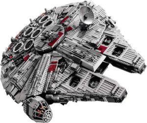 Lego Millenium Falcon Sammlermodell 10179