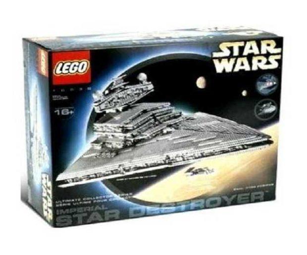 Lego Star Wars Destroyer