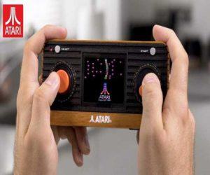 Retro Atari Konsole