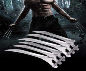 Wolverine Krallen Kunststoff