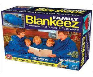 Blankeez Scherz Verpackung
