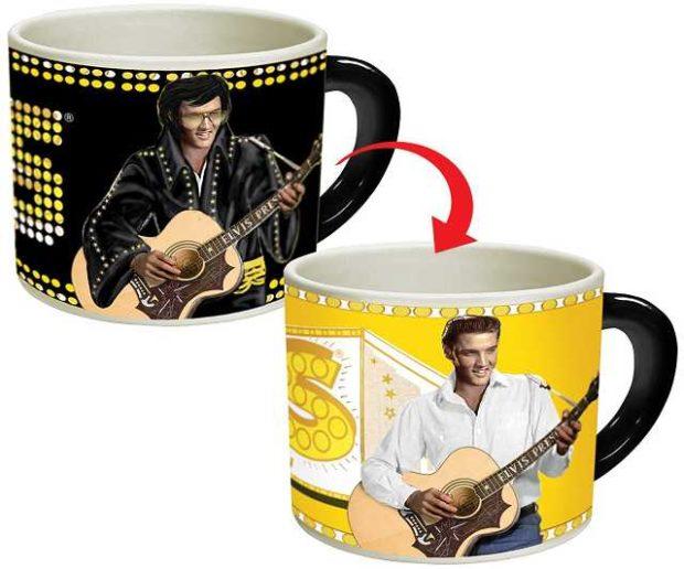 Elvis Presley Kaffee Tasse