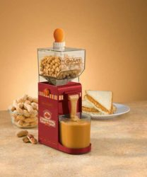 Erdnussbutter selber machen Maschine