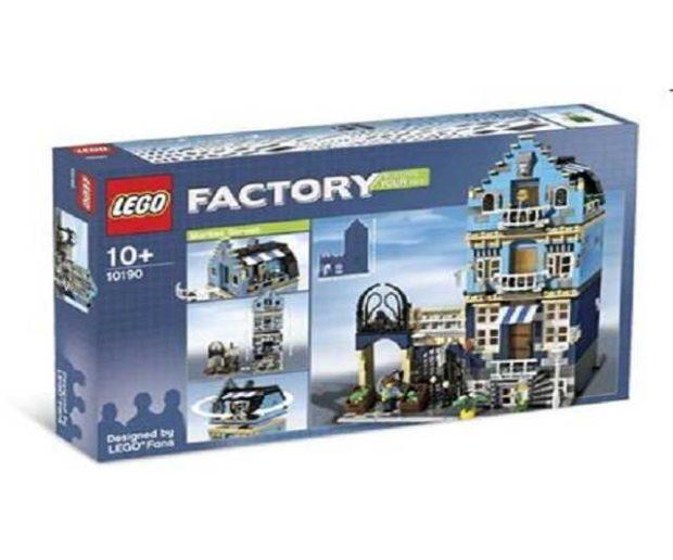 Lego Market Street