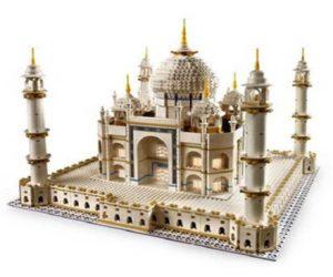 Lego Taj Mahal zum bauen