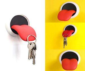 Magnetische Zunge Schlüsselhalter