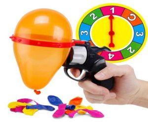 Pistole Roulette Ballon