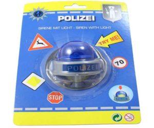 Polizei Fahrradklingel