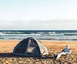 Star Wars Todes Stern Camping Zelt