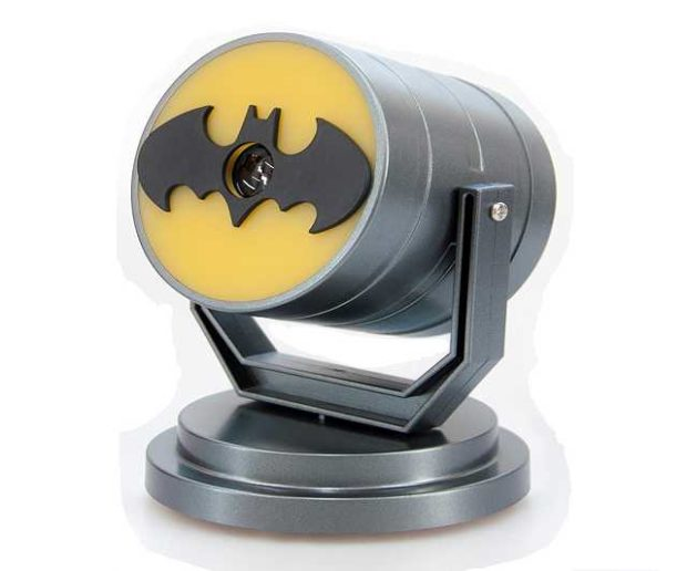 Batman Projektion Lampe