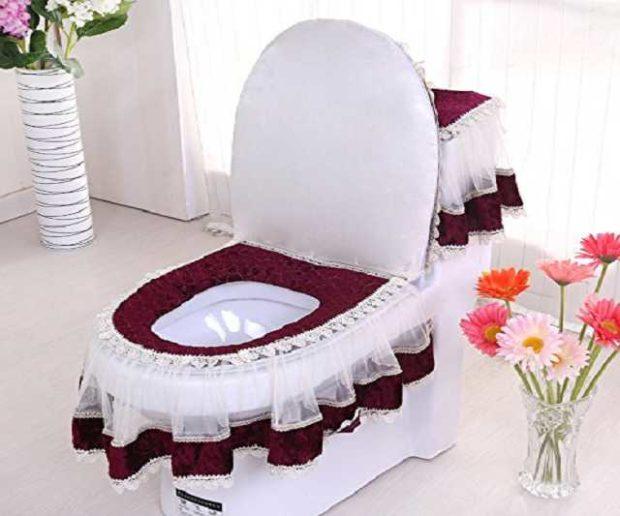 WC Kissenhülle Koreanische Set