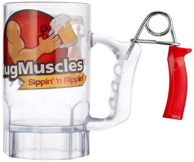 Muskel Trainingsbecher mit Handgriff
