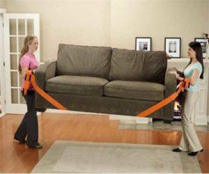 Unterarm Tragegurte zum Anheben von Möbeln