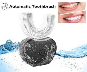 Vollautomatische Ultraschall Zahnbürste